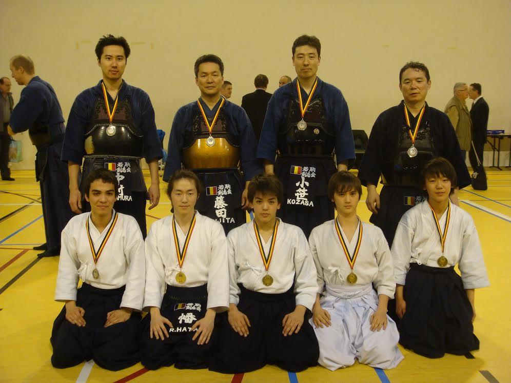 Wakakoma-kendo-belgium-competition
